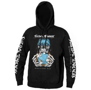 Suicidal Tendencies World Gone Mad Hooded Sweatshirt