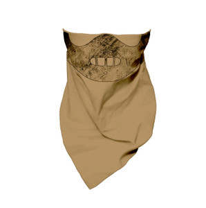 Hannibal Lecter Mouth Guard Bandana