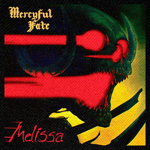 "Mercyful Fate - Melissa 4x4"" Color Patch"