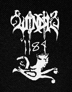 "Windir 1184 4x5"" Printed Patch"