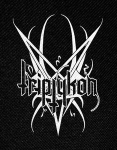 """Triptykon Logo 4x5"""" Printed Patch"""