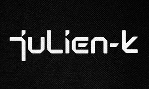 "Julien-K Logo 5x3"" Printed Patch"