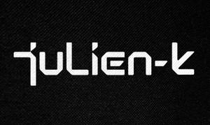 "Julien-K Logo 5x3"" Printed Patch"