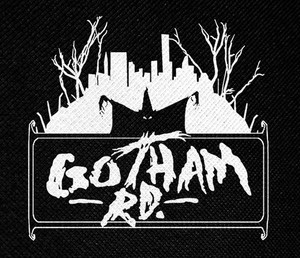 "Gotham RD. Season of the Witch 4x4"" Printed Patch"