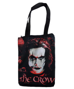 The Crow Shoulder Tote Bag
