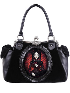 Red Doll Hand Bag
