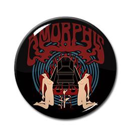 """Amorphis - Harleyandj Art 1"""" Pin"""
