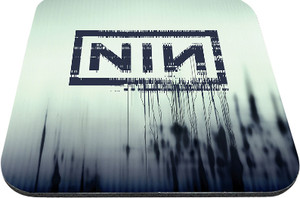 "Nine Inch Nails - With Teeth 9x7"" Mousepad"