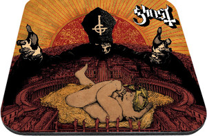 "Ghost - Infestissumam 9x7"" Mousepad"
