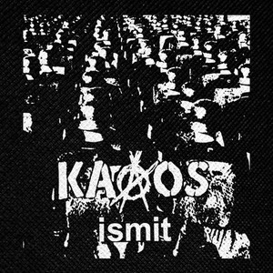 "Kaaos Ismit 4x4"" Printed Patch"