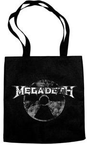 Megadeth Radioactive Tote Bag