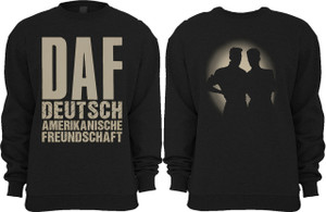 D.A.F. Silhouettes Crewneck Sweatshirt *LAST IN STOCK* HURRY!