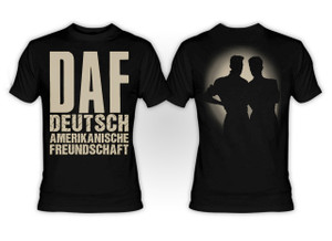 D.A.F. Silhouettes T-Shirt **LAST IN STOCK** HURRY!