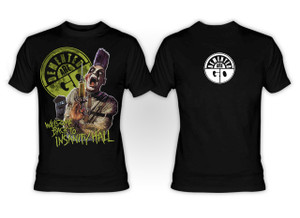 Demented Are Go - Insanity Hall T-Shirt