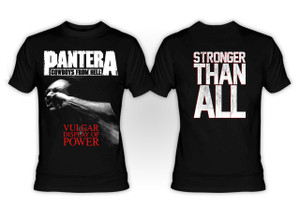Pantera Vulgar Display of Power NW T-Shirt