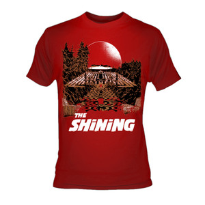 Stephen King's The Shining Red T-Shirt
