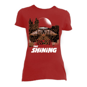 Stephen King's The Shining Red Blouse T-Shirt