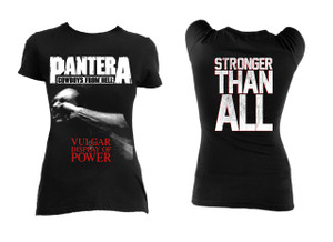 Pantera Vulgar Display of Power Blouse T-Shirt