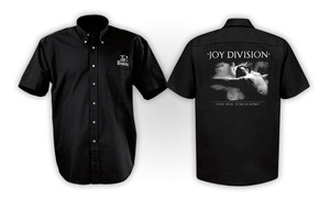 Joy Division Love Will Tear Us Apart Workshirt