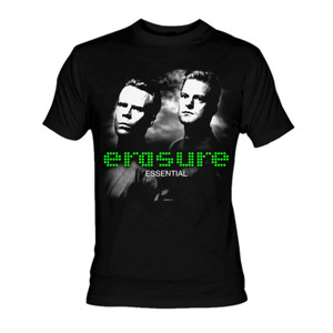 Erasure - Essential T-Shirt