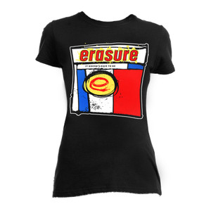 Erasure - It Doesn't Have To Be Blouse T-Shirt