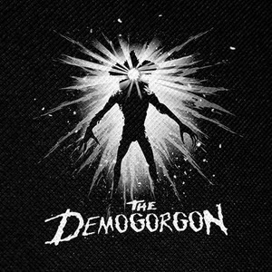 "Stranger Things The Demogorgon 4x4"" Printed Patch"