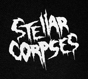 "Stellar Corpses Logo 5x4.5"" Printed Patch"