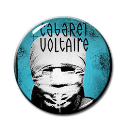 "Cabaret Voltaire - Micro-Phonies 1"" Pin"