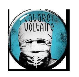 "Cabaret Voltaire - Micro-Phonies 1"" Pin"