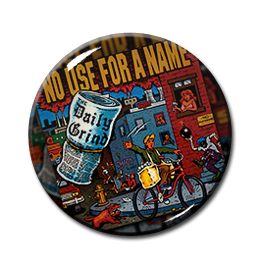 "No Use For A Name - Daily Grind 1"" Pin"