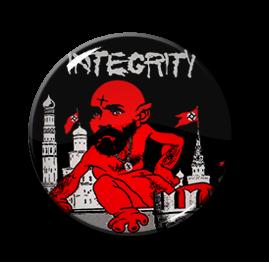 """Integrity - Walpurgisnacht 1"""" Pin"""
