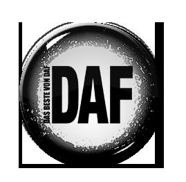 """Das Beste Von DAF 1.5"""" Pin"""
