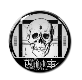 "Psychic TV - Sugarmorphosis 1.5"" Pin"
