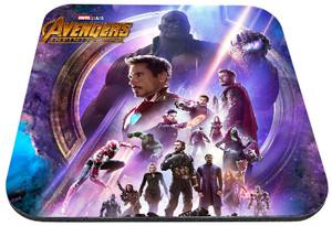 "Avengers Infinity War 9x7"" Mousepad"