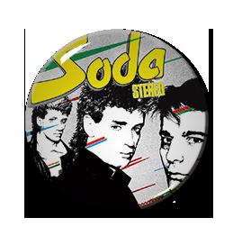"""Soda Stereo - Tratame Suavemente 1.5"""" Pin"""
