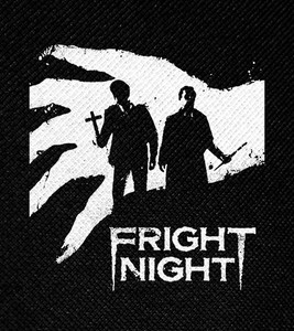 "Fright Night 4x4.5"" Printed Patch"