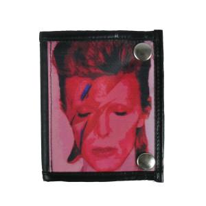 Dr. Frankenstein - David Bowie Aladdin Sane Bi-Fold Wallet