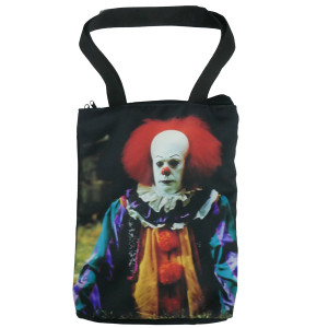 Pennywise the Dancing Clown Shoulder Tote Bag