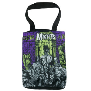 Go Rocker - Misfits - Earth A.D. Shoulder Bag