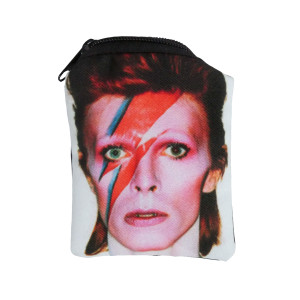 David Bowie Aladdin Sane Coin Purse