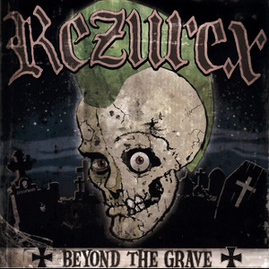 "Rezurex - Beyond The Grave 4x4"" Color Patch"