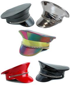 WWII Military Style Kepi Hat