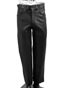 Solo Piel - Men's Leather Jeans