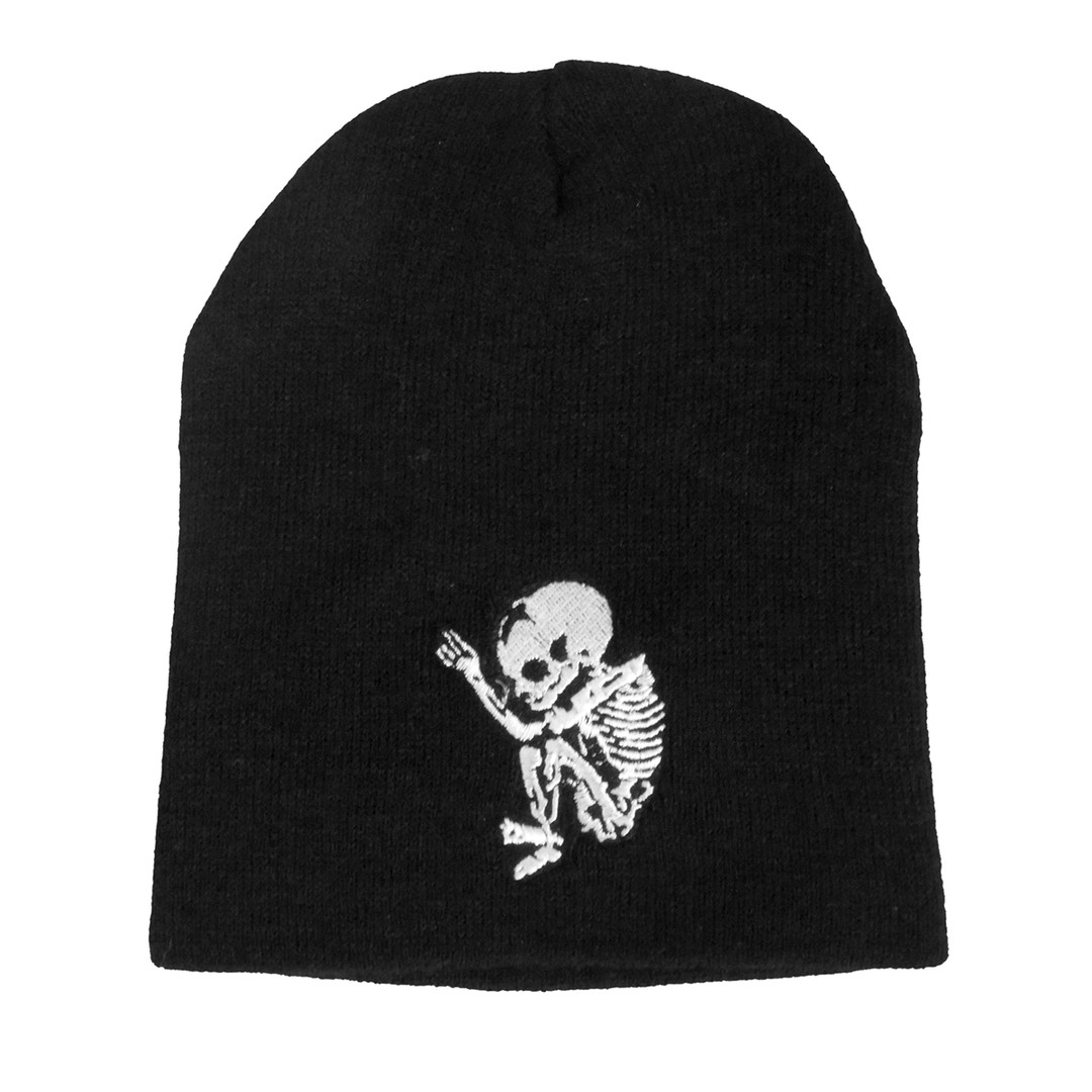 ... Cannibal Corpse Butchered At Birth Embroidered Knit Beanie. Image 1 fdbc9e87560