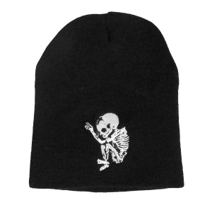 Cannibal Corpse Butchered At Birth Embroidered Knit Beanie
