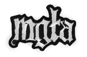 """MGLA Logo 4.5x3"""" Embroidered Patch"""