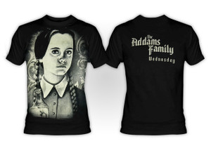 The Addams Family - Wednesday T-Shirt