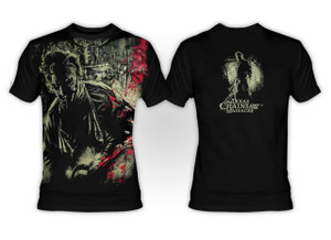 The Texas Chainsaw Massacre - Leatherface Bloody T-shirt