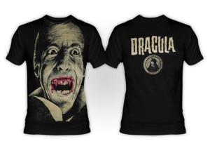 Dracula - Christopher Lee T-shirt