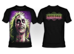 Beetlejuice Colored T-shirt